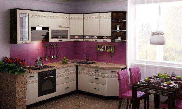image31 | 30 идей оформления маленькой кухни