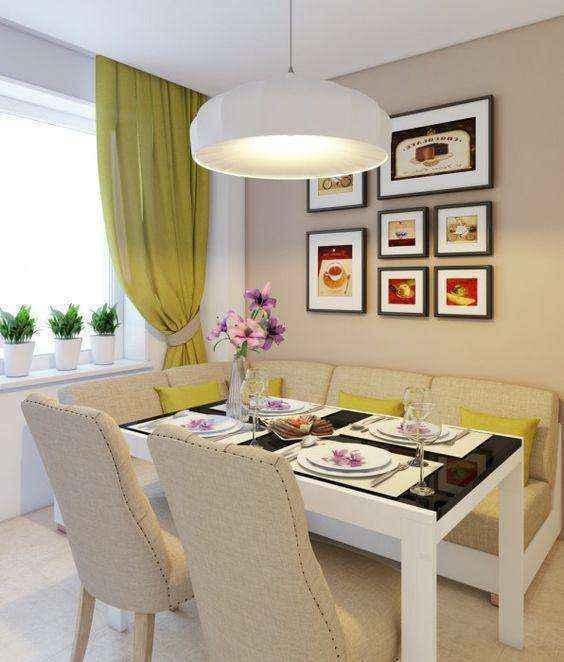 image36   Потрясающие идеи для маленькой уютной кухни