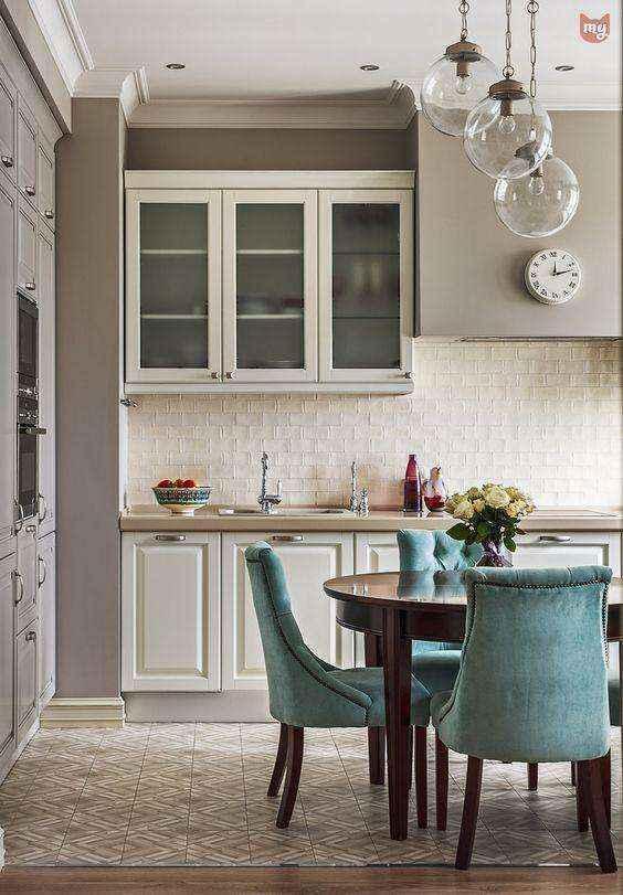 image40   Потрясающие идеи для маленькой уютной кухни