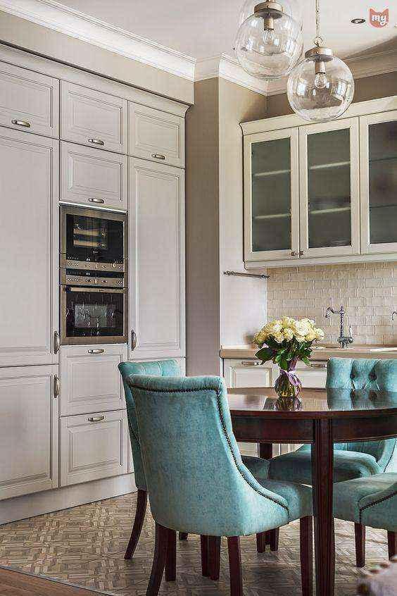 image6-6   Потрясающие идеи для маленькой уютной кухни