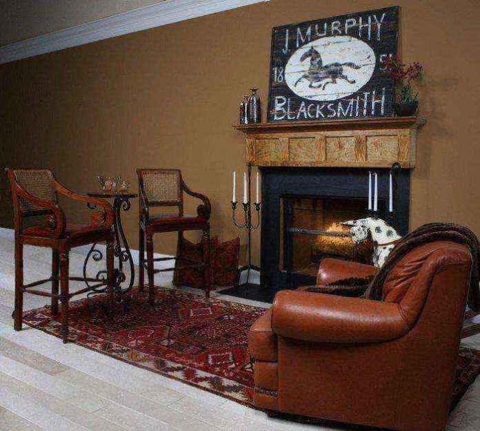 1-3-wood-burning-fireplace-in-living-room-interior | Дровяные камины: обзор материалов и лучших идей (Часть вторая)