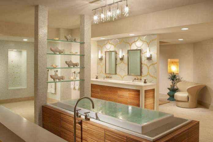 1405465523905   Правильное размещение освещения в ванной