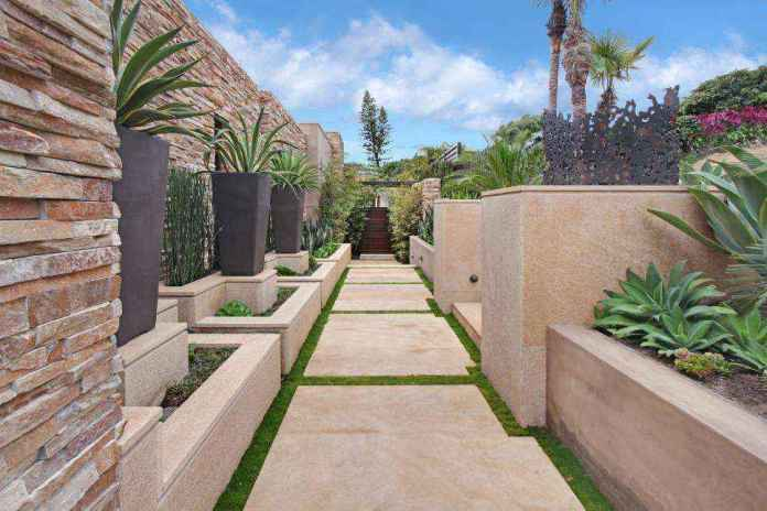 1418228288018 | 20 потрясающих идей дизайна садовых дорожек