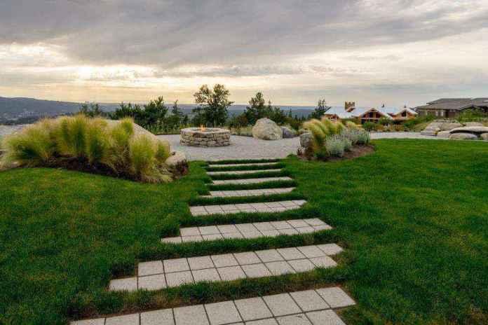 1483638584465 | 20 потрясающих идей дизайна садовых дорожек