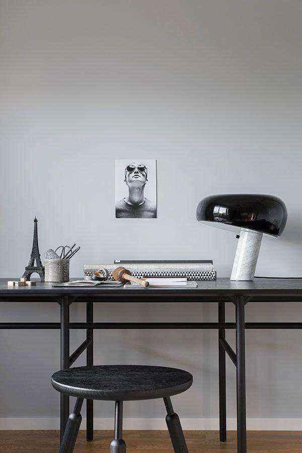 black-and-white-mushroom-modern-designer-table-lamps-600x900 | Необычное рядом: дизайнерские настольные лампы