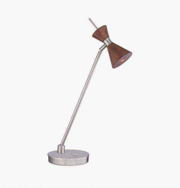 chrome-and-wood-designer-table-lamps-ireland-600x627 | Необычное рядом: дизайнерские настольные лампы