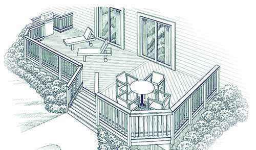 image17-4 | Лучшие проекты террасы для загородного дома