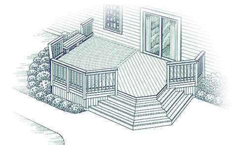 image19-3 | Лучшие проекты террасы для загородного дома