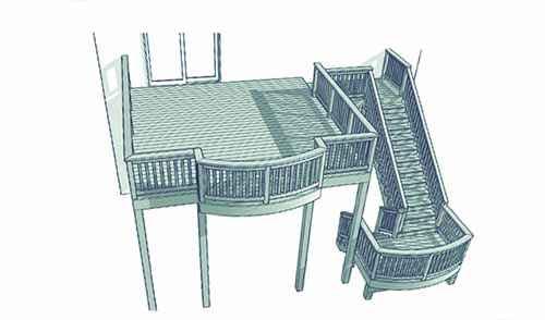 image28-1 | Лучшие проекты террасы для загородного дома