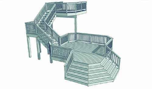 image29-1 | Лучшие проекты террасы для загородного дома