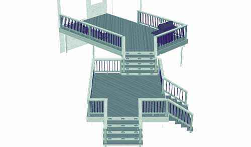 image33-1 | Лучшие проекты террасы для загородного дома
