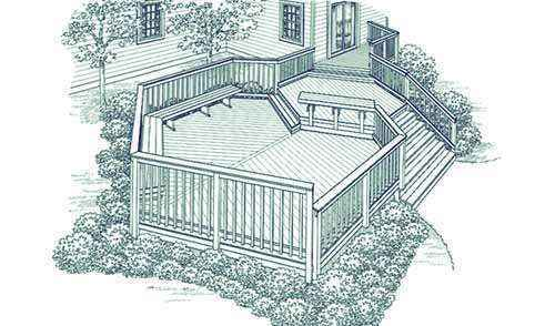 image39-2 | Лучшие проекты террасы для загородного дома
