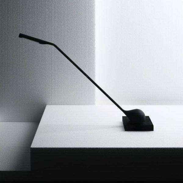 long-line-black-affordable-designer-table-lamps-600x600 | Необычное рядом: дизайнерские настольные лампы
