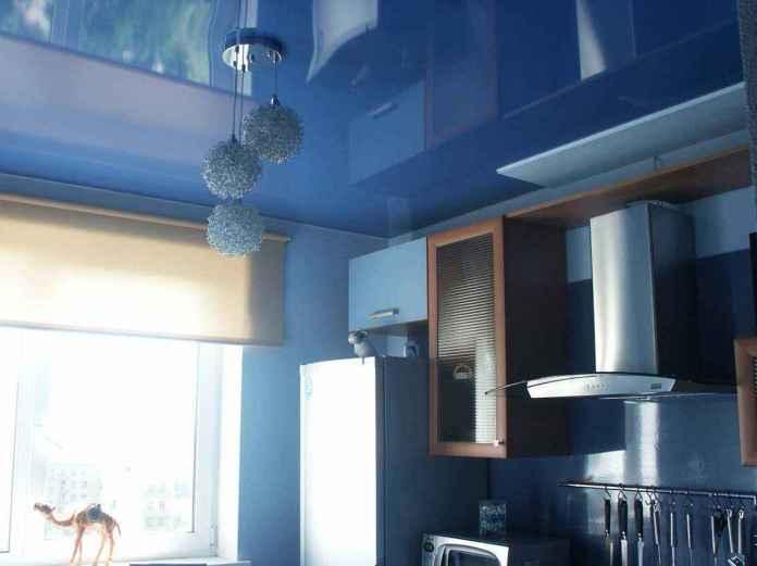 natyazhnoy-potolok-na-kuhne-02 | Натяжной потолок на кухне