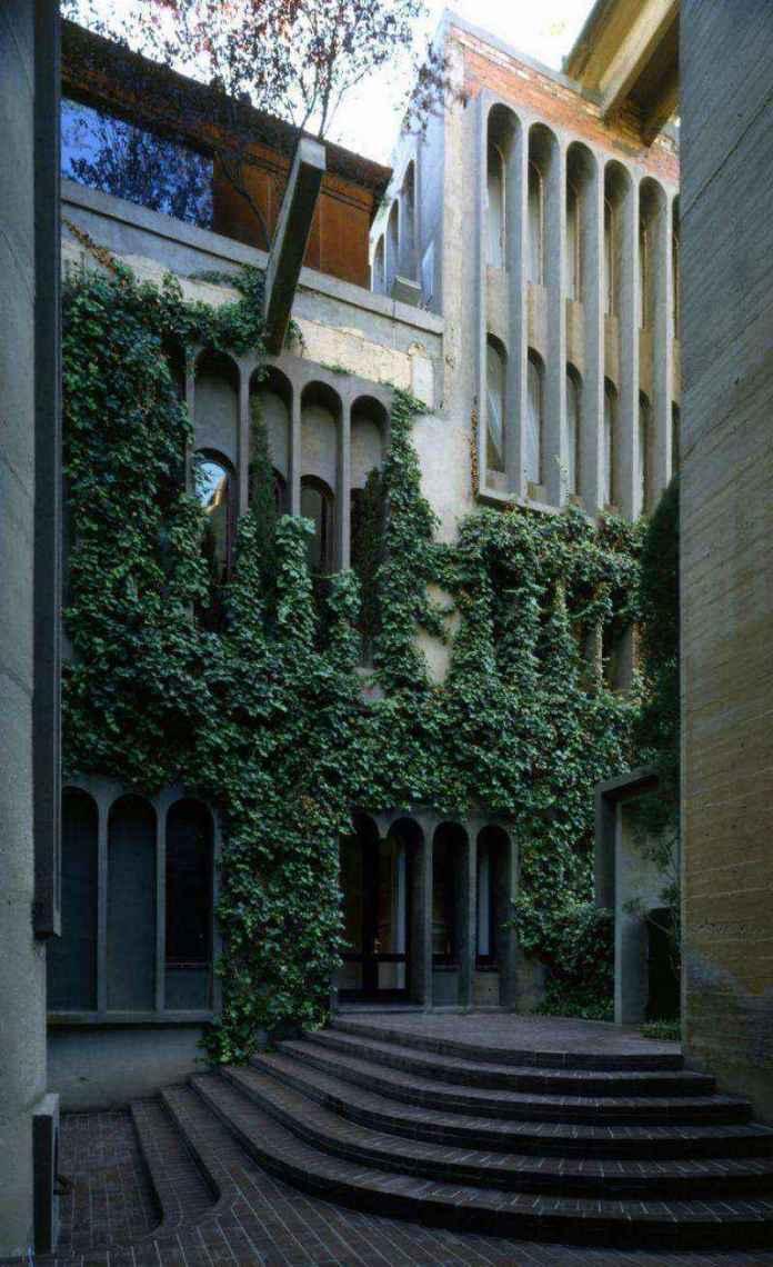 10-4 | Цементный завод превратили в удивительный дом, который вас впечатлит