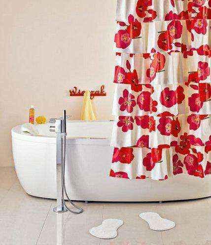 image1-14 | Занавеска в ванную в стиле фламенко своими руками