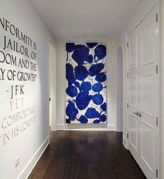 image8-8   Как украсить коридор и прихожую