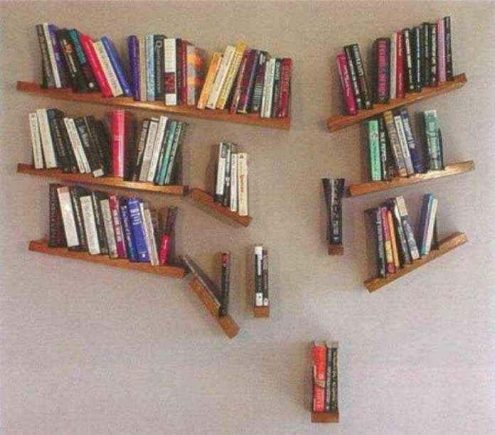 libreros-foto-14 | Идеи дизайна креативных книжных полок