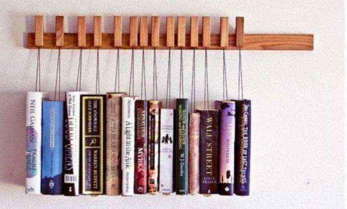 libreros-foto-15 | Идеи дизайна креативных книжных полок