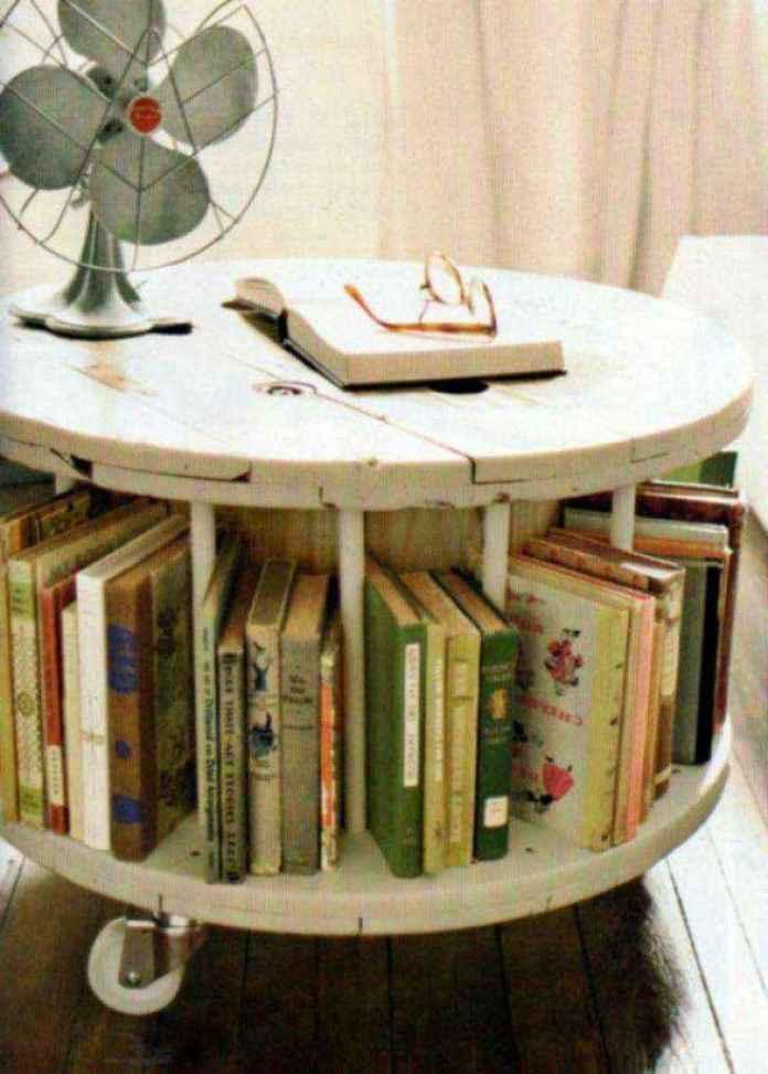 libreros-foto-3 | Идеи дизайна креативных книжных полок