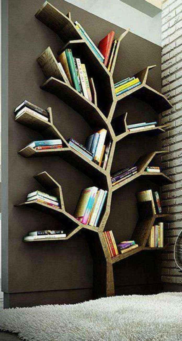 libreros-foto-6 | Идеи дизайна креативных книжных полок