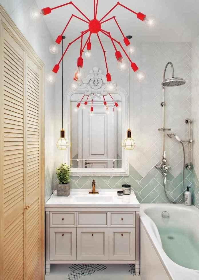 6-bathroom | Супер функциональная двухкомнатная квартира для семьи с ребенком