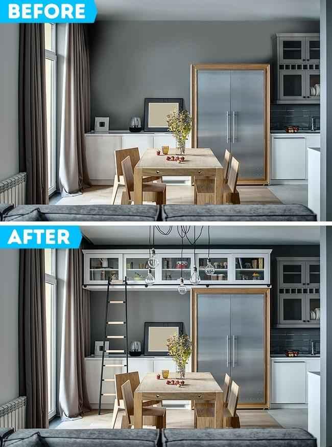 image7-12   10 способов сделать ваш дом уютным семейным гнездышком