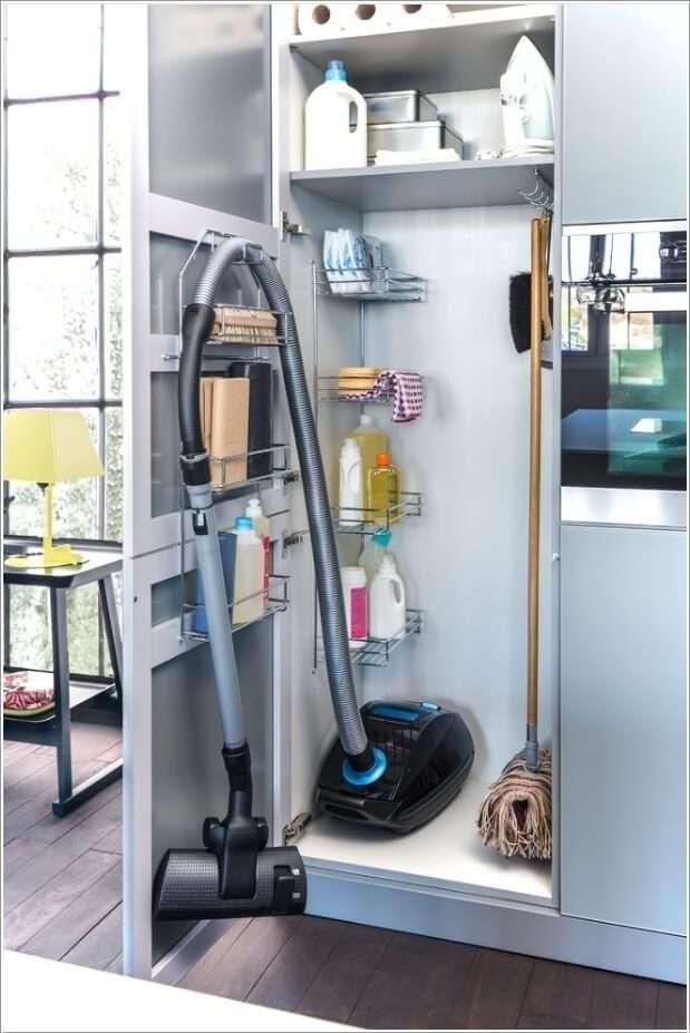 image1-87 | 10 идей хранения пылесоса в маленькой квартире