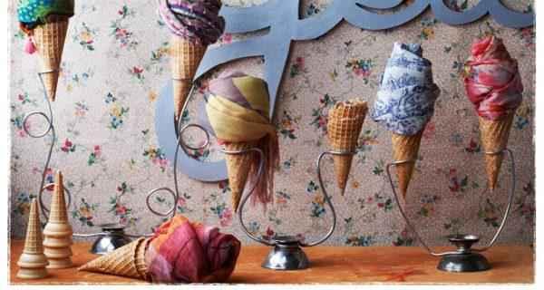 image10-13 | Как использовать шелковые шарфы для украшения интерьера