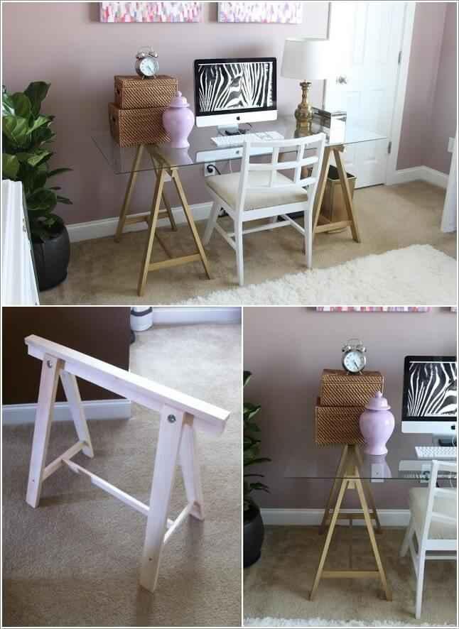 image10-14 | 10 компьютерных столов из подручных средств