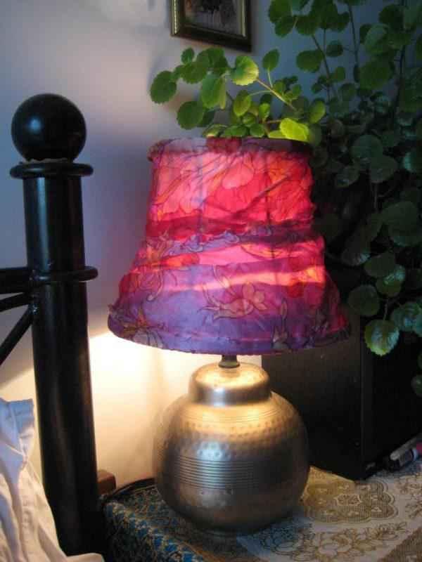 image13-5 | Как использовать шелковые шарфы для украшения интерьера