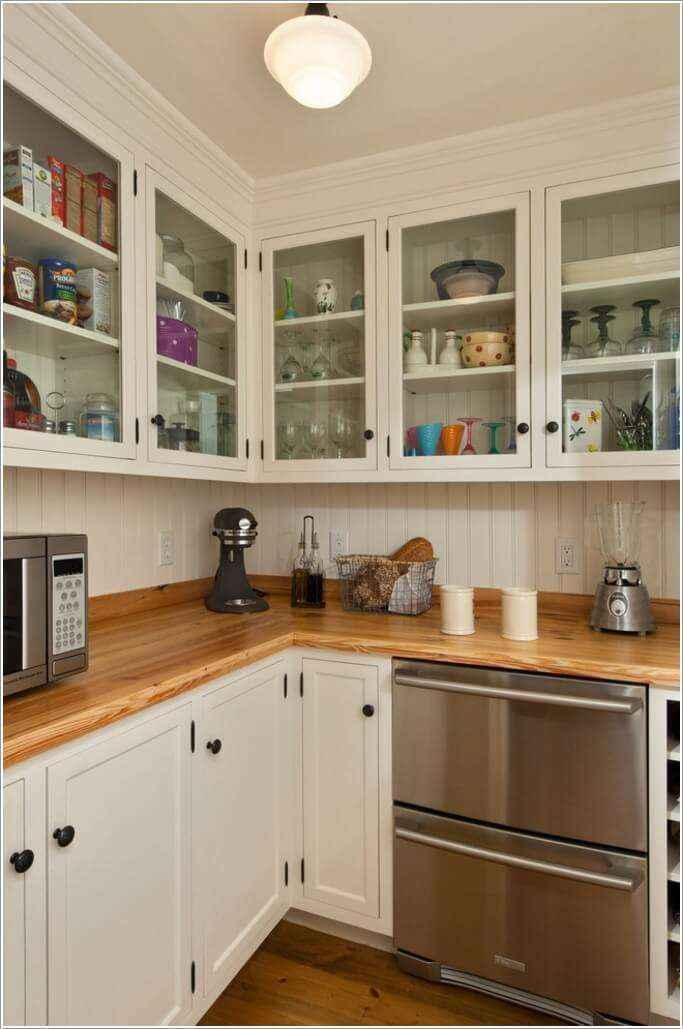 image4-44 | 10 способов зрительно расширить маленькую кухню