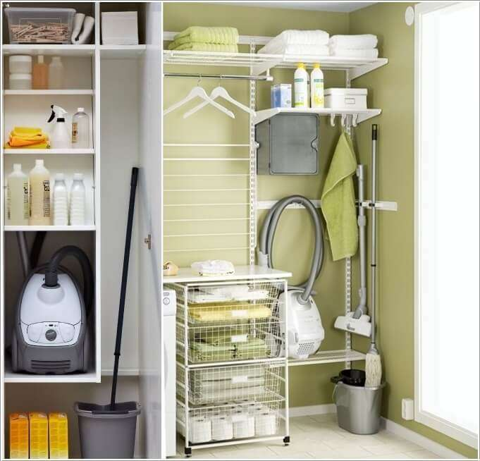image4-86 | 10 идей хранения пылесоса в маленькой квартире