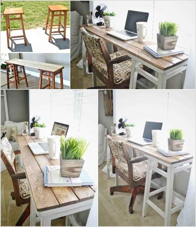 image5-15 | 10 компьютерных столов из подручных средств