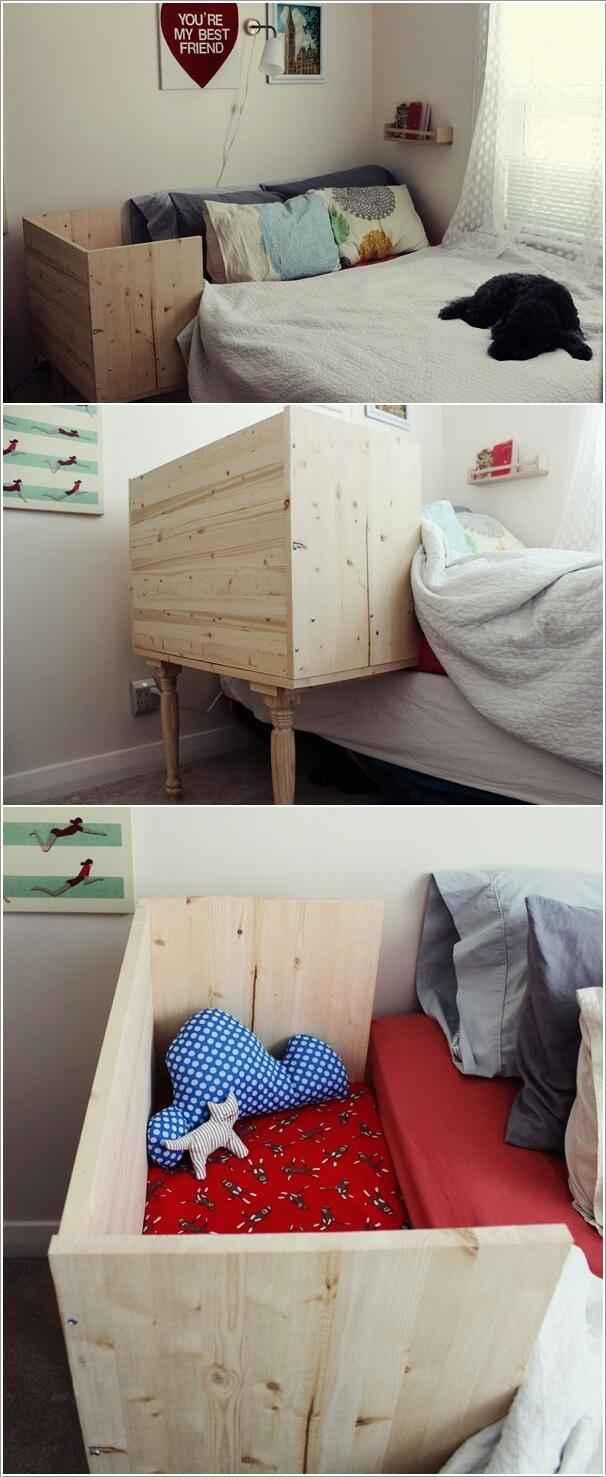 image5-2 | 10 идей приставных кроваток для новорожденных