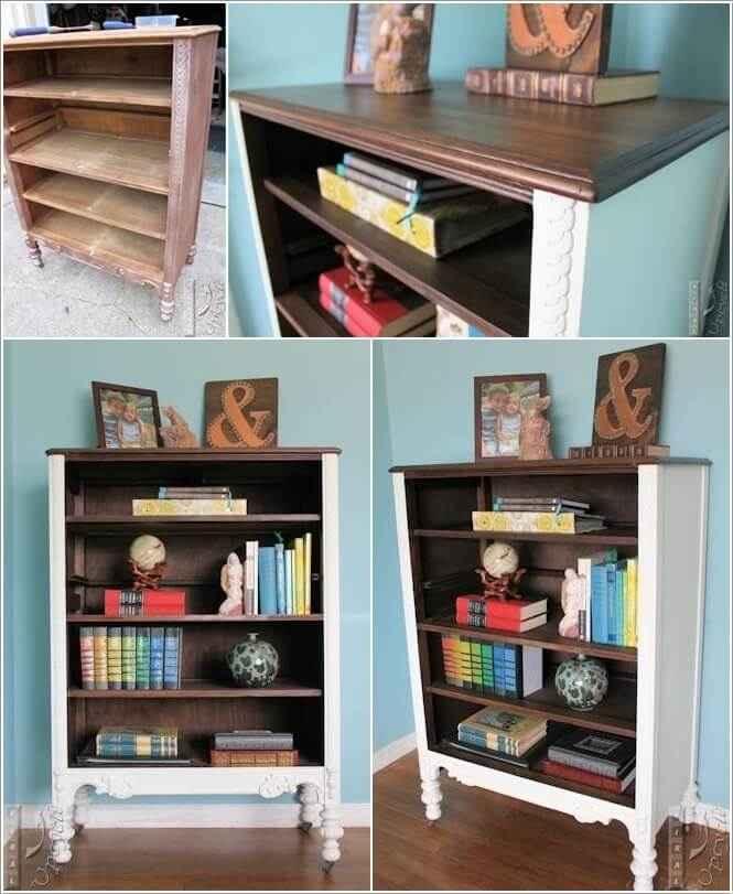 image5-20 | 10 идей книжных шкафов из старья