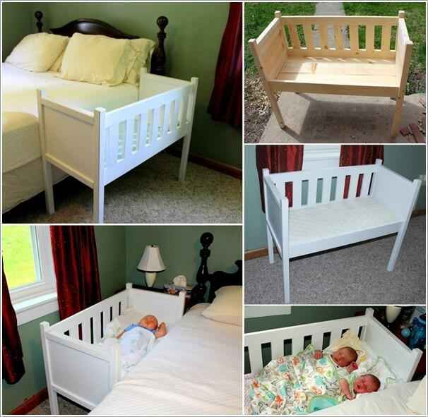 image6-2 | 10 идей приставных кроваток для новорожденных