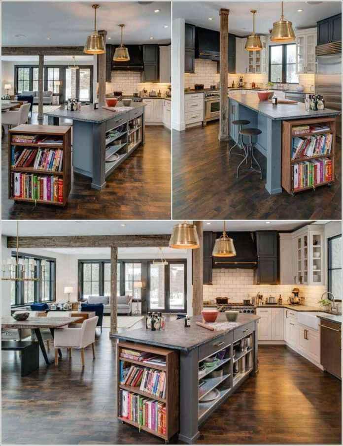 image6-50 | 10 способов переделки книжного шкафа в кухонный