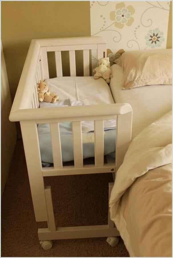 image7-2 | 10 идей приставных кроваток для новорожденных