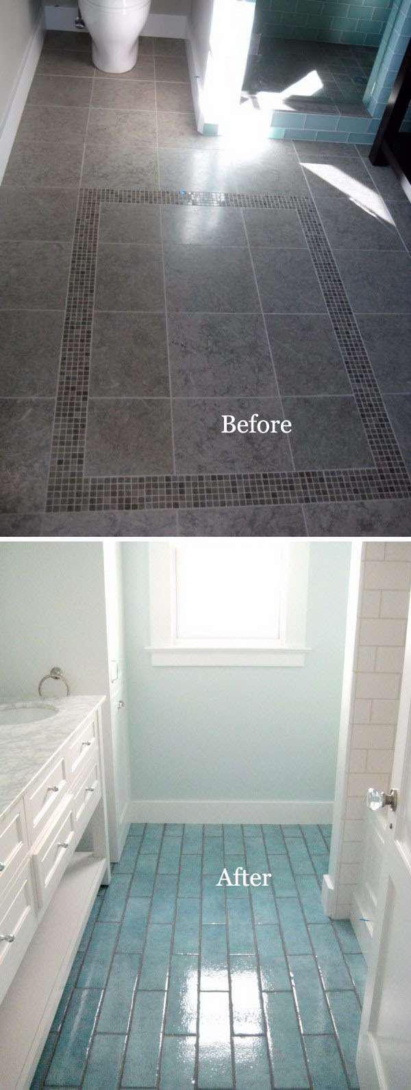 image7-80 | 16 идей преображения старой ванной комнаты