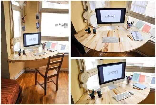 image9-13 | 10 компьютерных столов из подручных средств