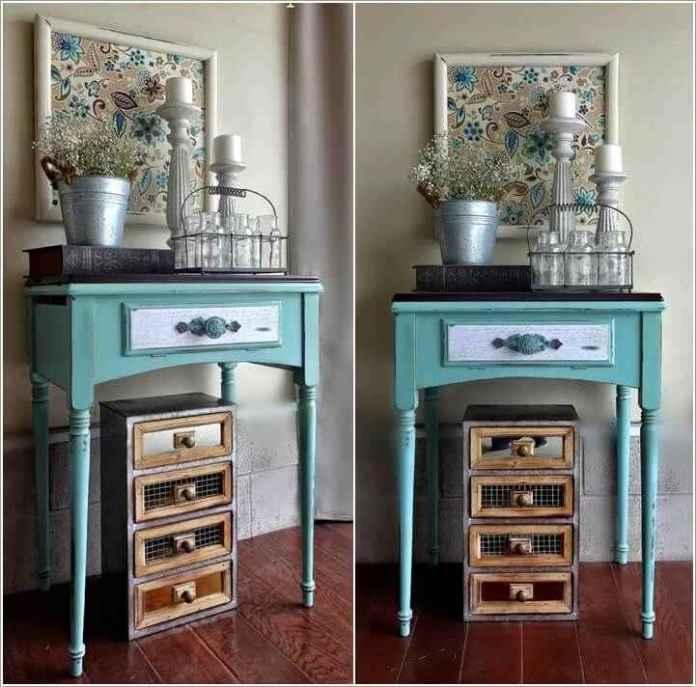 image9-3 | Что можно сделать из старого столика от швейной машинки
