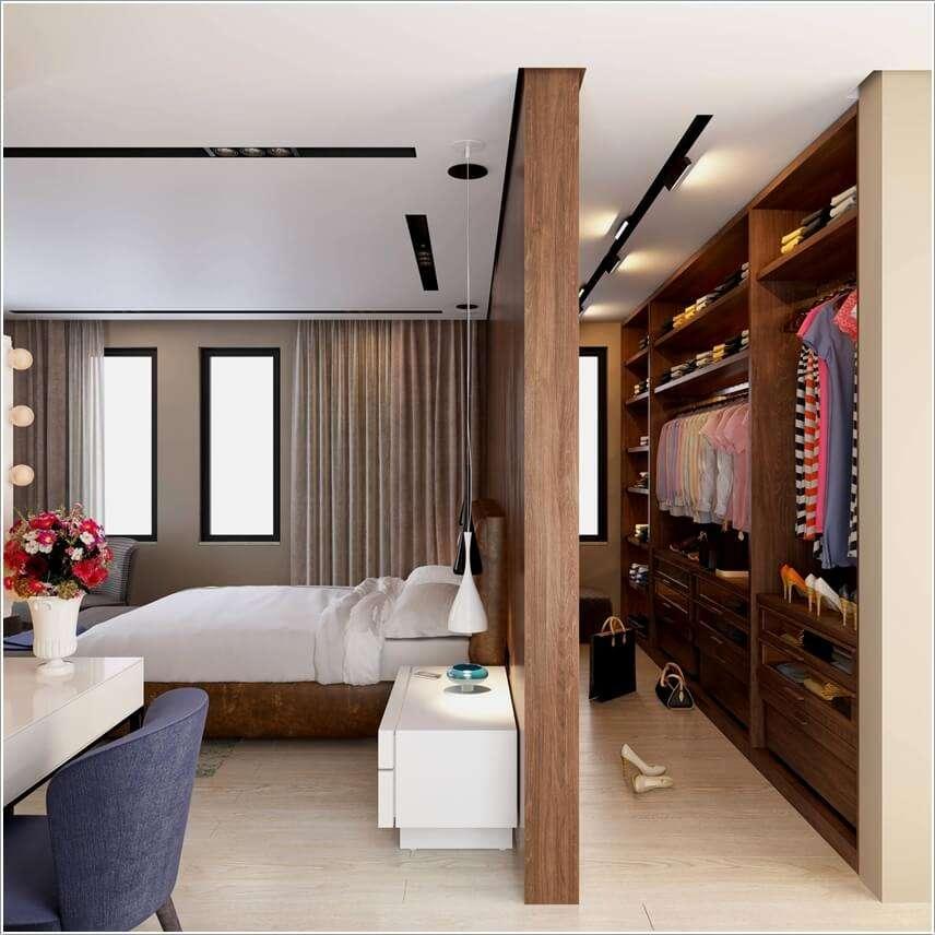 image9-50   10 идей шикарных шкафов для спальни