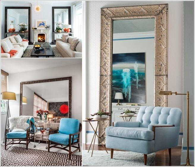 image9-79   10 способов визуально увеличить маленькую гостиную