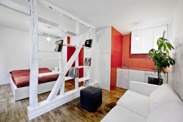 image1-64   30 лучших идей дизайна небольших квартир