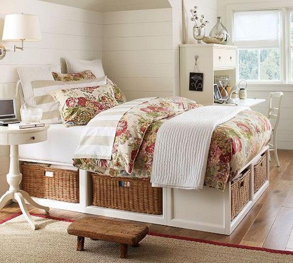 image11-20 | 20 идей хранения под кроватью
