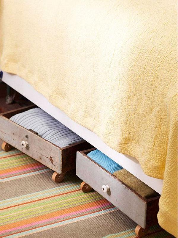 image12-17 | 20 идей хранения под кроватью