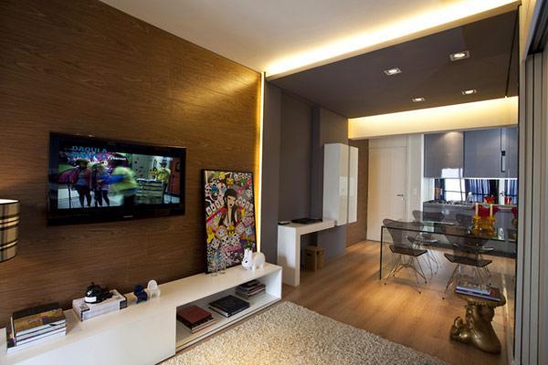 image12-31   30 лучших идей дизайна небольших квартир