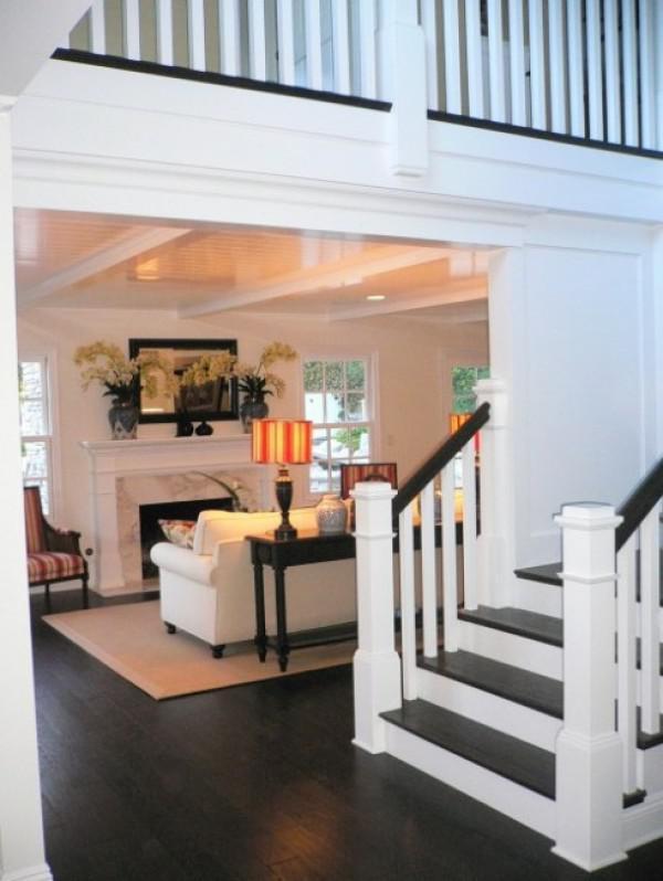 image16-2   30 идей темного деревянного пола в гостиной