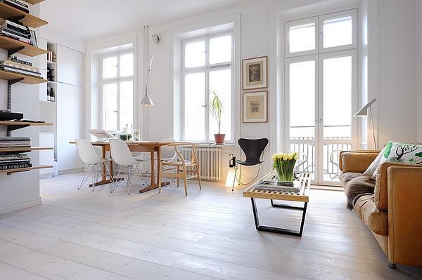 image17-16   30 лучших идей дизайна небольших квартир